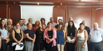Training Seminar at Hilton Park Hotel in Engomi, Cyprus